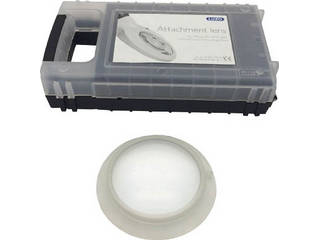 OTSUKA/オーツカ光学 LUXO LED照明拡大鏡LUXO用補助レンズ 4倍 PUL4D