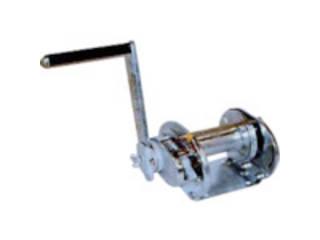 高い素材 GM-10-GS:エムスタ MAXPULL/マックスプル工業 手動ウインチ(溶融亜鉛メッキ付き)-DIY・工具