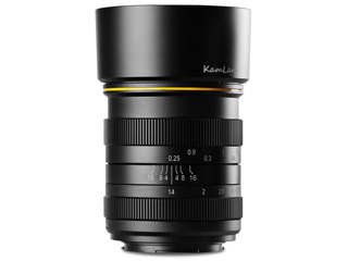 KAMLAN/カムラン KAM0007 FS 28mm F1.4 Fuji X用