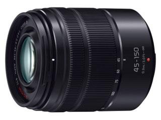 Panasonic/パナソニック H-FS45150-KA(ブラック) LUMIX G VARIO 45-150mm / F4.0-5.6 ASPH. / MEGA O.I.S.