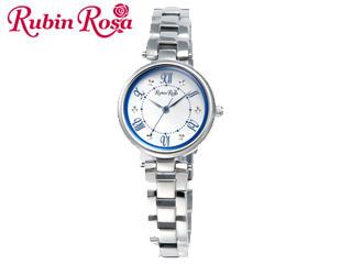 Rubin Rosa/ルビンローザ R021SOLSWH 【ルビンローザ ソーラー腕時計】【LADYS/レディース】 【国内正規品】