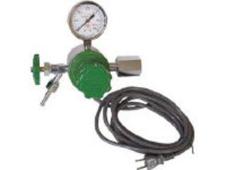 YAMATO/ヤマト産業 ヒーター付圧力調整器 YR-507V YR-507V-11-CO2