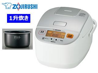 【nightsale】 ZOJIRUSHI/象印 NL-DS18-WA マイコン炊飯ジャー 極め炊き 【1升炊き】(ホワイト)