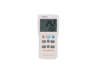 skSATO/佐藤計量器製作所 デジタル温度計 指示計のみ(8014-03) SK-1110