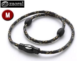 zaoral/ザオラル N12914 リカバリーネックレス 【Mサイズ:50cm】 (ブラック/ブラック)