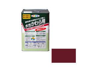 ASAHIPEN/アサヒペン 水性 かわら用 14L マルーン