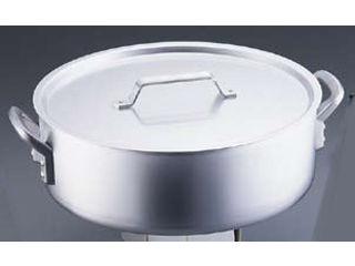 アルミ SS21外輪鍋(目盛付)/48cm hokua/北陸アルミニウム