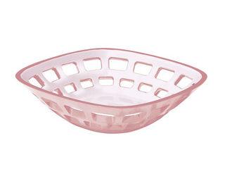 情熱セール guzzini 超定番 フラテッリグッチーニ ブレッドバスケット 2364.0047 ピンク