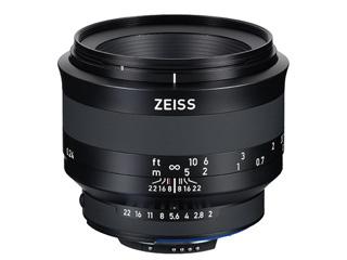 COSINA/コシナ Milvus 2/50M ZF.2(ブラック) Carl Zeiss/カールツァイス ミルバス