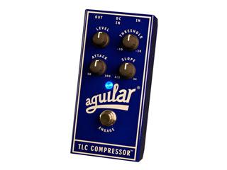 Aguilar/アギュラー TLC Compressor ペダル・エフェクト 【TLCCOMPRESSOR】