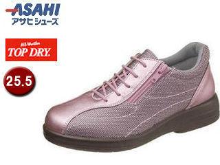 ASAHI/アサヒシューズ AF38629 TDY38-62 【25.5cm・3E】 (ピンク)
