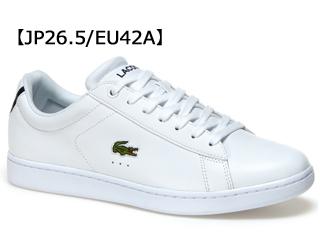 LACOSTE/ラコステ CARNABY EVO BL 1 (ホワイト) SPM1002 サイズ42A(26.5)