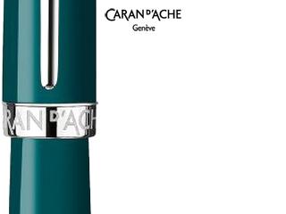 CARAN dACHE/カランダッシュ 【Leman/レマン】アマゾン グリーン メカニカルペンシル 4769-183