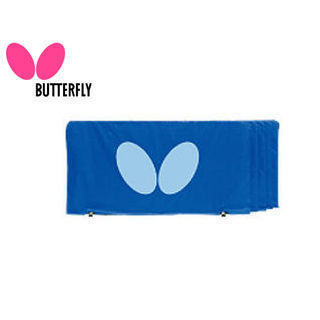 Butterfly/バタフライ 70360-177 卓球アクセサリー フェンス(1.4m 5枚1組) (ブルー)