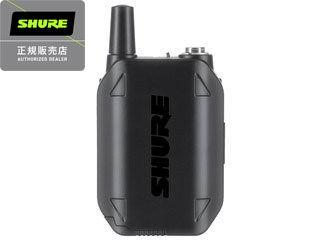 SHURE/シュアー 【正規品】 GLXD1 ワイヤレス ボディーパック型送信機 (充電式)