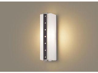Panasonic/パナソニック LGWC80410LE1 LEDポーチライト ダークブラウン木調飾り【電球色】【明るさセンサ付】【壁直付型】