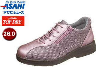 ASAHI/アサヒシューズ AF38629 TDY38-62 【26.0cm・3E】 (ピンク)