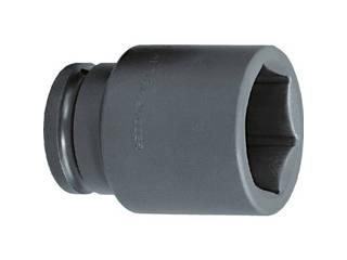 GEDORE/ゲドレー インパクト用ソケット(6角) 1・1/2 K37L 80mm 6331000
