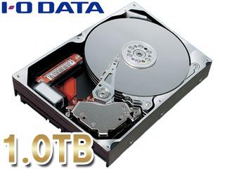 I・O DATA/アイ・オー・データ HDS2-UTXシリーズ用交換ハードディスク 1TB HDUOPX-1