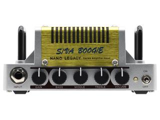 HOTONE/ホットーン Siva Boogie 5W クラスAB ギターアンプ・ヘッド【シヴァ・ブギー】【HOTONE】
