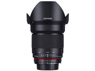 【納期にお時間がかかります】 SAMYANG/サムヤン 24mm F1.4 ED AS IF UMC キヤノンEF用 【お洒落なクリーニングクロスプレゼント!】