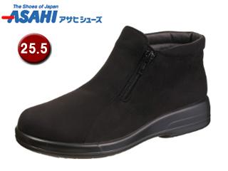 ASAHI/アサヒシューズ AF39121 TDY3912 トップドライ ゴアテックス レディースブーツ 【25.5cm・3E】 (ブラック)