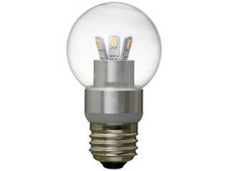 【納期にお時間がかかります】 YAZAWA YAZAWA 【10個セット】 G50ボール形LED電球3W電球色 LDG3LG50X10