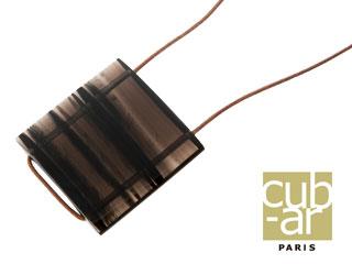 cub-ar/キュバール Grand Pendentif(グランド パンダンティフ) ネックレス