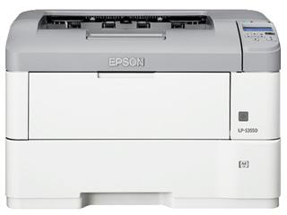 EPSON/エプソン A3モノクロページプリンター/40PPM/PostScript3標準モデル LP-S3550PS