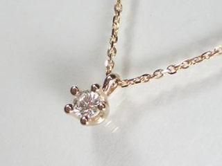 SIN ハート&キューピットダイヤペンダント 【18金ピンクゴールド】【天然ダイヤ使用】【JS3455K18PG】 【納期に3~4週間かかるため、単品での購入でお願い致します。】【SINDYP】