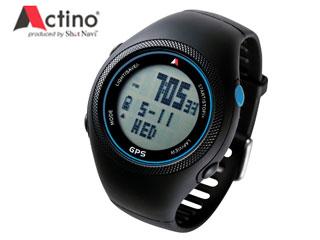 TECHTUIT/テクタイト WT300 Actino ランニングGPSウォッチ (ブルー)