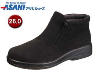 ASAHI/アサヒシューズ AF39121 TDY3912 トップドライ ゴアテックス レディースブーツ 【26.0cm・3E】 (ブラック)