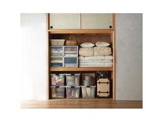 sanko/サンコープラスチック 【代引不可商品】押入れまるごと整理ボックス 9点セット/押入れ9個セット