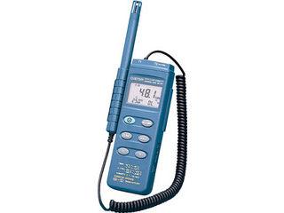 CUSTOM/カスタム デジタル温湿度計 CTH-1100