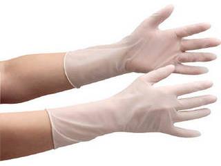 MIDORI ANZEN/ミドリ安全 クリーンパック ニトリル使い捨て手袋 100枚入×10袋 LLサイズ SFC-100-LL