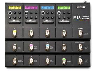 LINE6/ラインシックス M13 マルチエフェクター 【Stompbox Modeler】 【国内正規品】【新品】