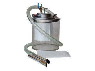 AQUA/アクアシステム エア式掃除機 乾湿両用クリーナー(オープンペール缶用) APPQO550