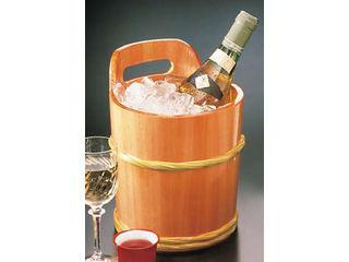 YAMACO/ヤマコー サワラワインクーラー 【winecooler】【party】【シャンパン】【バケツ】