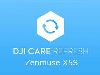 DJI CP.QT.00001358.01 Card DJI Care Refresh(Zenmuse X5S)JP