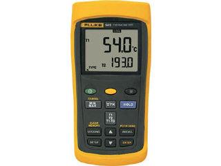 FLUKE/フルーク 温度計(ロガー機能付・2チャンネル) 54-2B