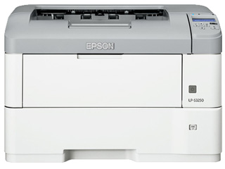 EPSON/エプソン A3モノクロページプリンター/35PPM/PostScript3標準モデル LP-S3250PS
