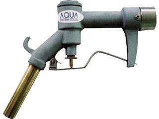 AQUA/アクアシステム アルミ製手動ガンノズル (NBR) 接続Rc1 GN-AL25