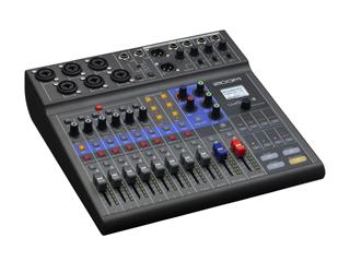ZOOM/ズーム ZOOM L-8 8-Track Live Mixer / Recorder デジタルミキサー