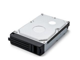 長期3年保証。故障リスクを低減する信頼性ある交換用HDD。 BUFFALO/バッファロー テラステーション 5000N/5400DWRシリーズ用オプション 交換用HDD 6TB OP-HD6.0WR