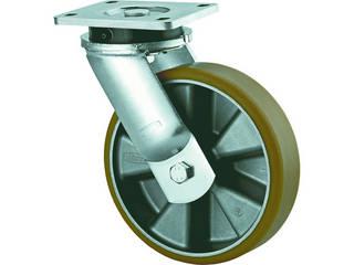 TENTE/テンテ 重荷重用高性能旋回キャスター(AGV用、ウレタン車輪) 9650ITP200P63 CONVEX
