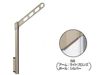 KAWAGUCHI/川口技研 EP-55-SB 腰壁用ホスクリーン 上下式 スタンダードタイプ (ライトブロンズ)