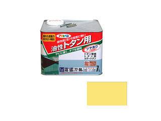 ASAHIPEN/アサヒペン 油性トタン用 7L クリーム色