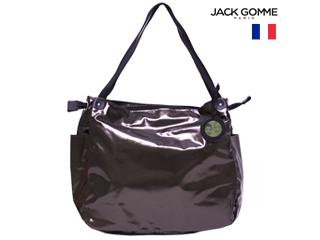 Jack Gomme/ジャックゴム フランス製 0002 1566LEVANT トートバッグ BRONZE ポーチ付