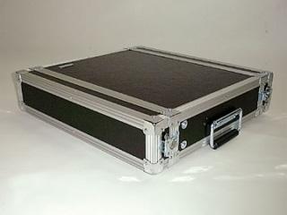 【納期にお時間がかかります】 ARMOR/アルモア 2U-D360(ブラック) RACK CASE(ラックケース)