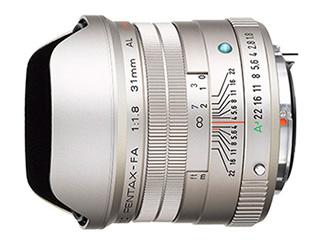 PENTAX/ペンタックス FA31mmF1.8AL LIMITED (Silver) 【お得なセットもあります】 【pentaxlenscb】